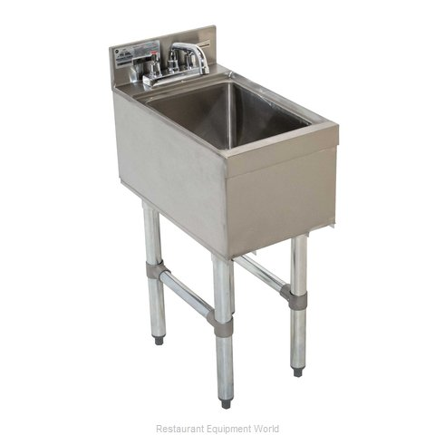 Advance Tabco CR-HS-12-X Underbar Hand Sink Unit (Magnified)