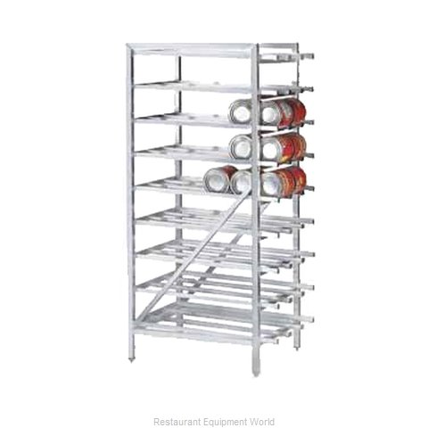Advance Tabco CR10-162-X Can Storage Rack
