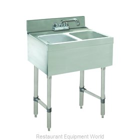 Advance Tabco CRB-22C Underbar Sink Units