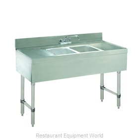 Advance Tabco CRB-42C Underbar Sink Units