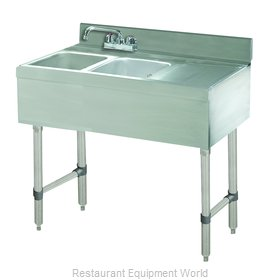 Advance Tabco CRB-42L Underbar Sink Units