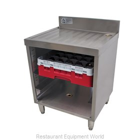 Advance Tabco CRCR-24-CT-X Underbar Glass Rack Storage Unit