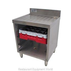 Advance Tabco CRCR-24-CT Underbar Glass Rack Storage Unit