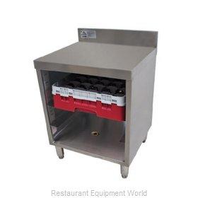 Advance Tabco CRCR-24 Underbar Glass Rack Storage Unit