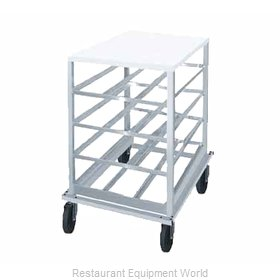 Advance Tabco CRPL10-72 Can Storage Rack
