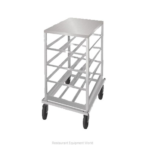 Advance Tabco CRSS10-54 Rack Can Storage