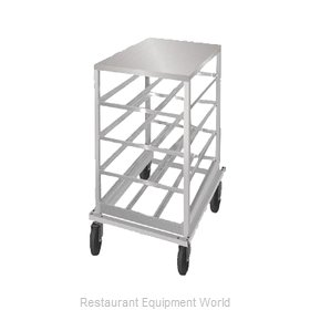 Advance Tabco CRSS10-72 Can Storage Rack
