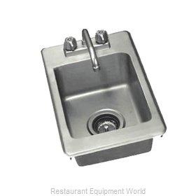 Advance Tabco D-12-HSL Sink, Drop-In