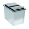 Advance Tabco D-12-IBL-X Ice Bin, Drop-In