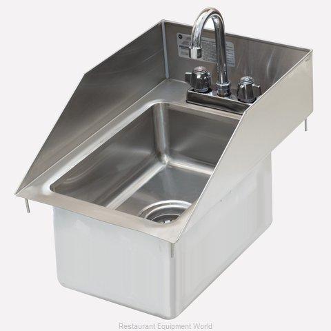 Advance Tabco DI-1-10SP-EC-X Sink, Drop-In