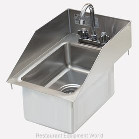 Advance Tabco DI-1-10SP-EC-X Sink, Drop-In