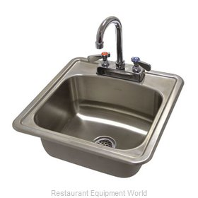 Advance Tabco DI-1-1515 Sink Drop-In