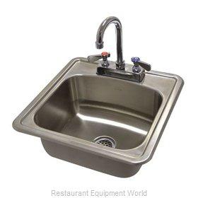 Advance Tabco DI-1-1515 Sink, Drop-In
