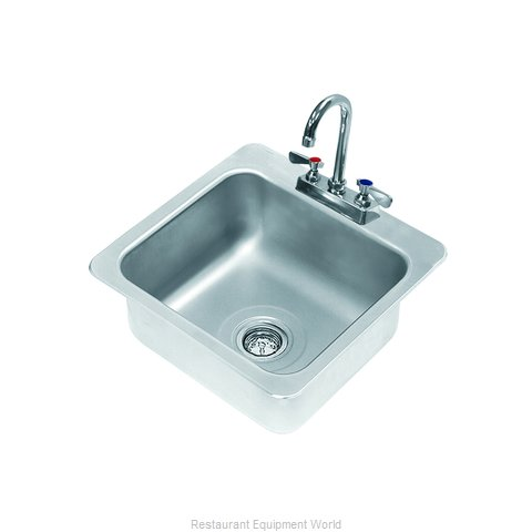 Advance Tabco DI-1-168-1X Sink, Drop-In