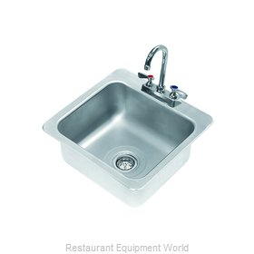 Advance Tabco DI-1-168 Sink, Drop-In