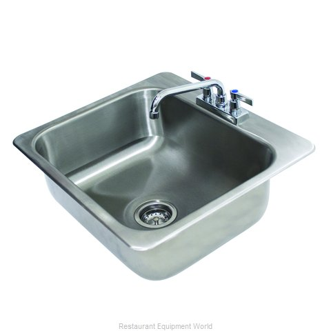 Advance Tabco DI-1-208 Sink, Drop-In