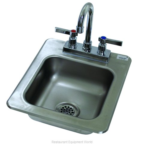 Advance Tabco DI-1-25-2X Sink, Drop-In (Magnified)