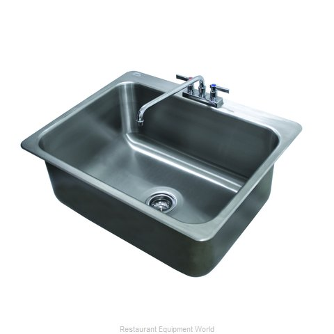 Advance Tabco DI-1-2812 Sink Drop-In (Magnified)