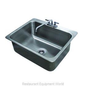 Advance Tabco DI-1-2812 Sink, Drop-In