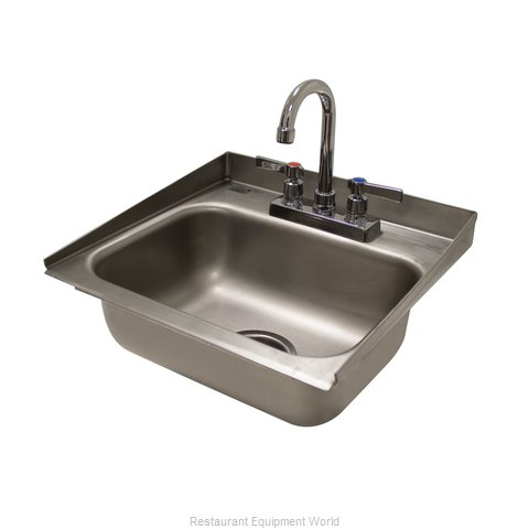 Advance Tabco DI-1-30 Sink, Drop-In (Magnified)