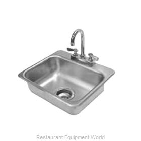 Advance Tabco DI-1-35 Sink, Drop-In