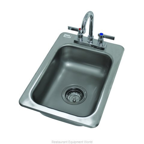 Advance Tabco DI-1-5-1X Sink, Drop-In (Magnified)