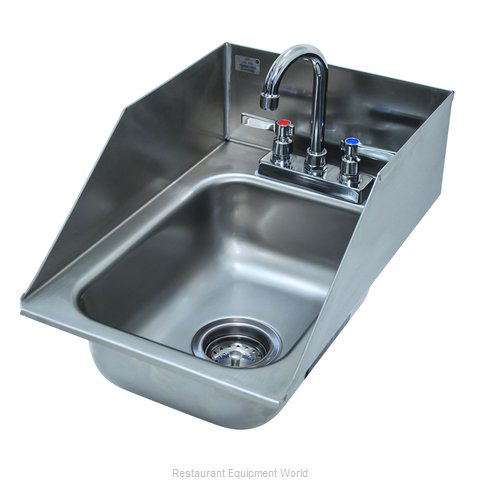 Advance Tabco DI-1-5SP-2X Sink Drop-In (Magnified)