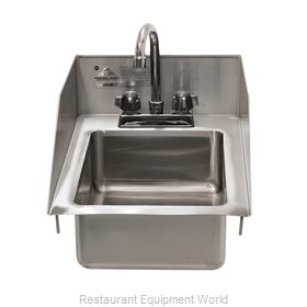 Advance Tabco DI-1-5SP-EC-X Sink, Drop-In