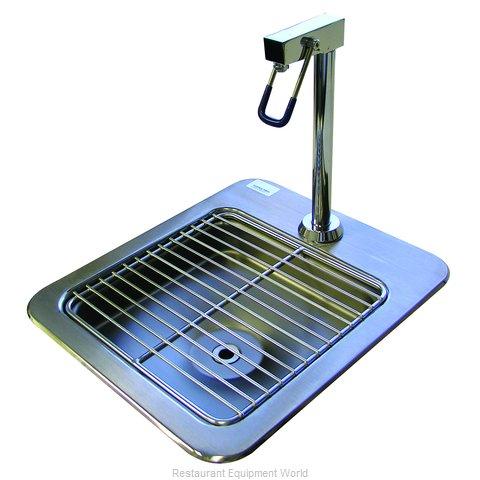Advance Tabco DI-1-9 Sink, Drop-In
