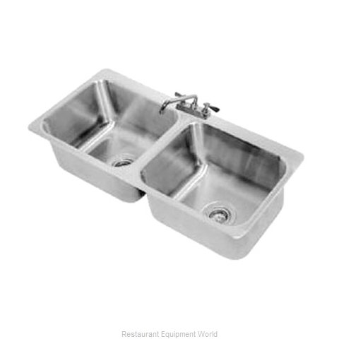 Advance Tabco DI-2-2012-1X Sink, Drop-In