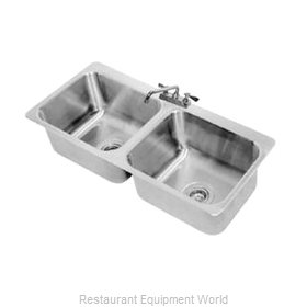 Advance Tabco DI-2-2012 Sink, Drop-In