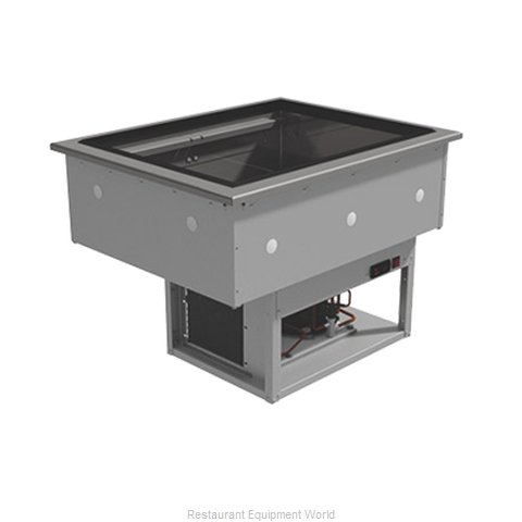 Advance Tabco DIRCP-2 Cold Food Well Unit, Drop-In, Refrigerated