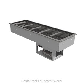 Advance Tabco DIRCP-5 Cold Food Well Unit, Drop-In, Refrigerated