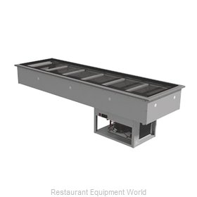 Advance Tabco DIRCP-6 Cold Food Well Unit, Drop-In, Refrigerated