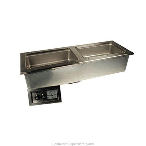 Advance Tabco DISLSW-4-240 Hot Food Well Unit, Drop-In, Electric
