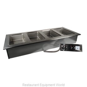 Advance Tabco DISW-4-240 Hot Food Well Unit, Drop-In, Electric