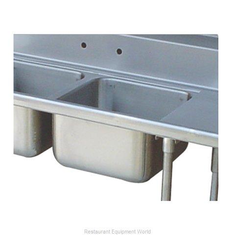 Advance Tabco DTA-99B Sink Bowl, Weld-In / Undermount