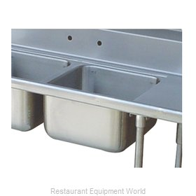 Advance Tabco DTA-99B Sink Bowl, Weld-In / Undermount