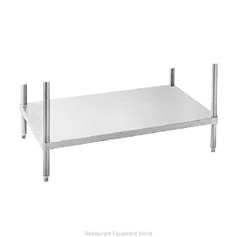 Advance Tabco DTA-SS-42 Dishtable, Undershelf (Magnified)