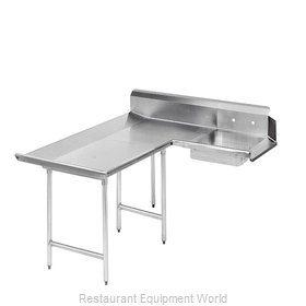 Advance Tabco DTS-D30-72L Dishtable Soiled