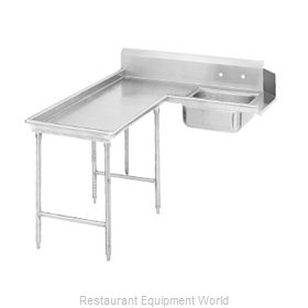 Advance Tabco DTS-G30-108L Dishtable Soiled