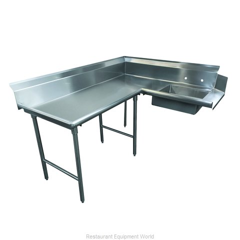 Advance Tabco DTS-K30-120L Dishtable Soiled