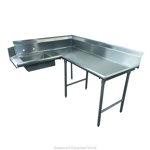 Advance Tabco DTS-K30-120R Dishtable Soiled