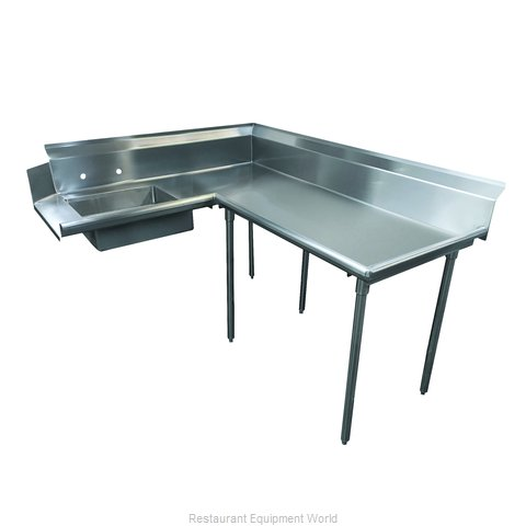 Advance Tabco DTS-K60-144R Stainless Steel Dishtable