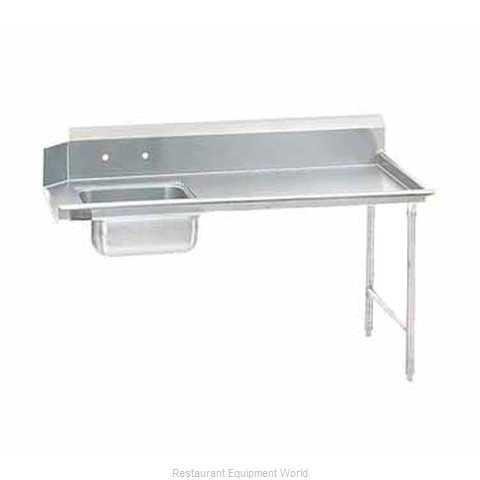 Advance Tabco DTS-S70-144R Dishtable Soiled (Magnified)