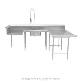 Advance Tabco DTS-U30-132R Dishtable Soiled