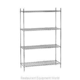 Advance Tabco EC-2472 Shelving, Wire