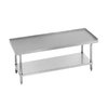 Advance Tabco EG-244 Equipment Stand, for Countertop Cooking