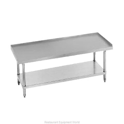 Advance Tabco EG-248 Equipment Stand, for Countertop Cooking
