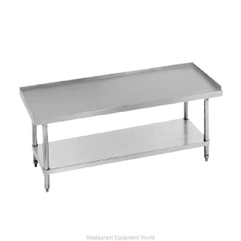 Advance Tabco EG-LG-246-X Equipment Stand, for Countertop Cooking